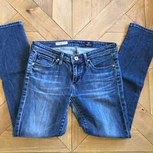 AG Adriano Goldschmied Stevie Ankle Jeans 27R